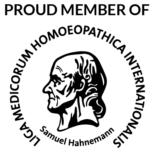 Liga Medicorum Homeopathica Internationals logo
