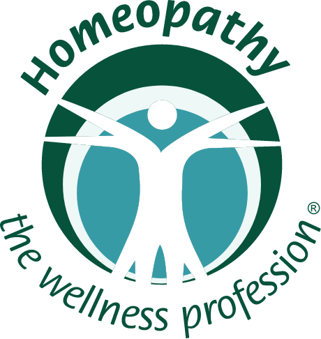 Homeopathy the wellness profession logo